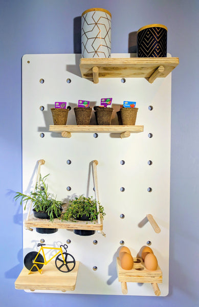 Pegboard, Shelf | Base Furniture | Christchurch | New Zealand