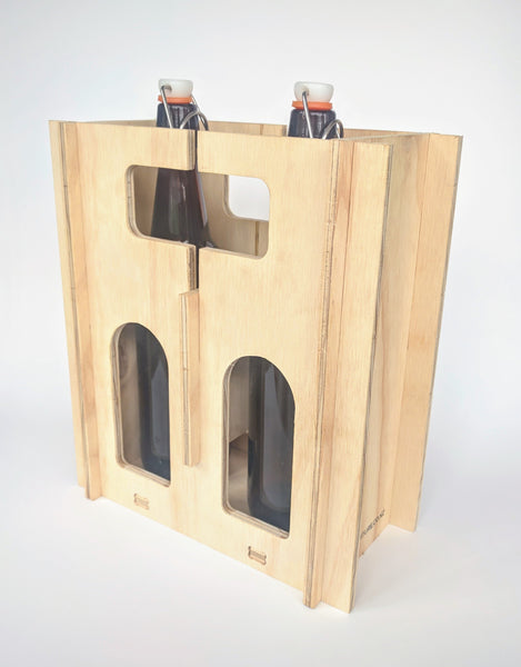 Wine Gift Box,  | Base Furniture | Christchurch | New Zealand