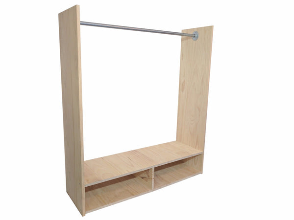 Industrial Clothing Rack, Clothing Rack | Base Furniture | Christchurch | New Zealand