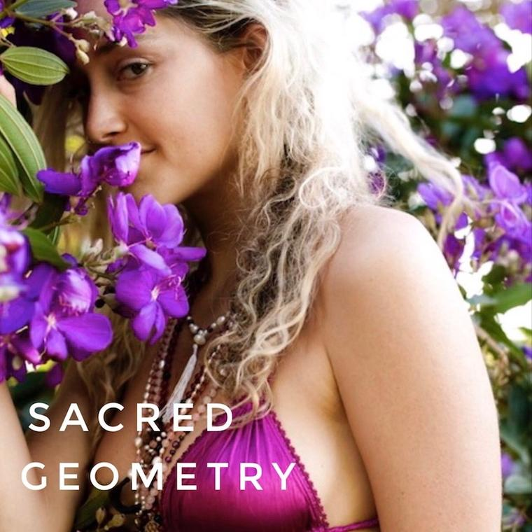 sacred geometry jewellery