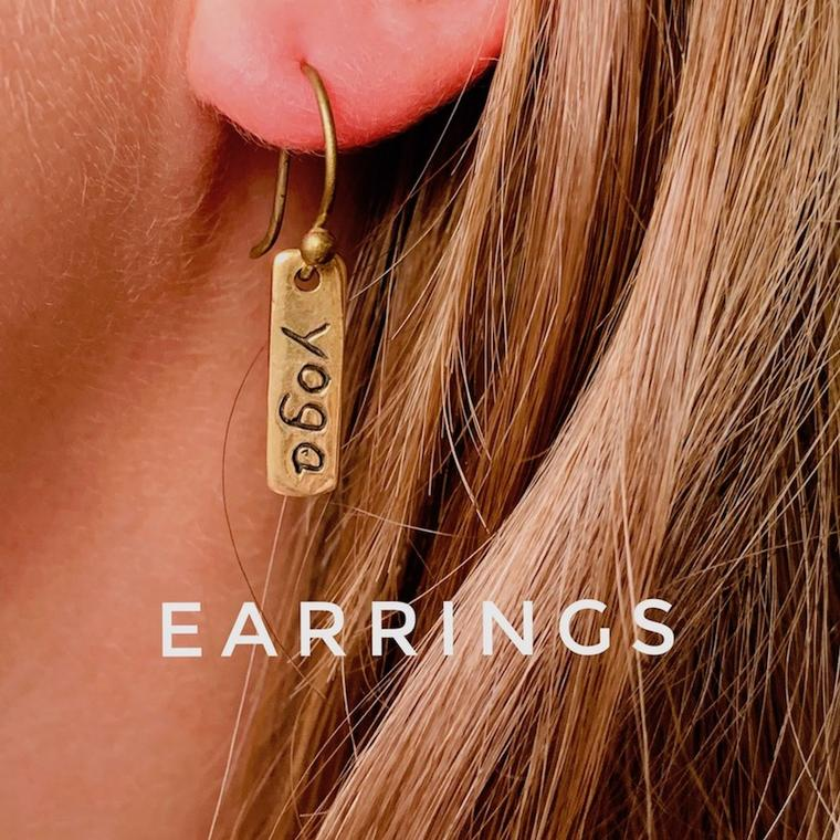 Yoga Earrings