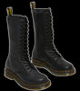 Dr Martens - 14 Eyelet Black Zip Boot