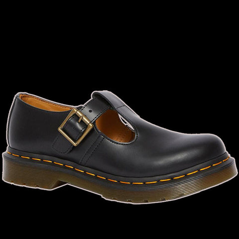 Dr Martens - POLLEY SMOOTH LEATHER MARY JANES