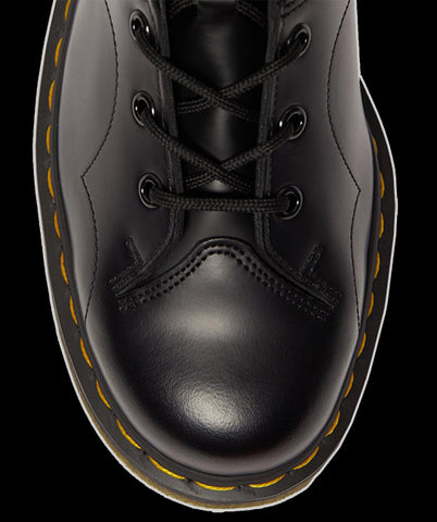 Dr Martens - 5 Eyelet Black Church B/S Boot