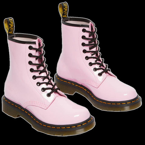 Dr Martens - 1460 PINK PATENT BOOT