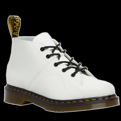 Dr Martens - 5 Eyelet White Church Boot