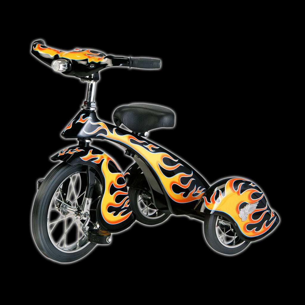 MORGAN CYCLE - FLAME TRICYCLE