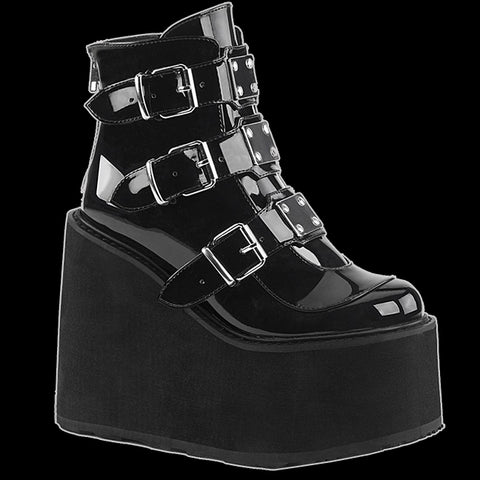 Demonia - B/P 3 Buckle Swing-105