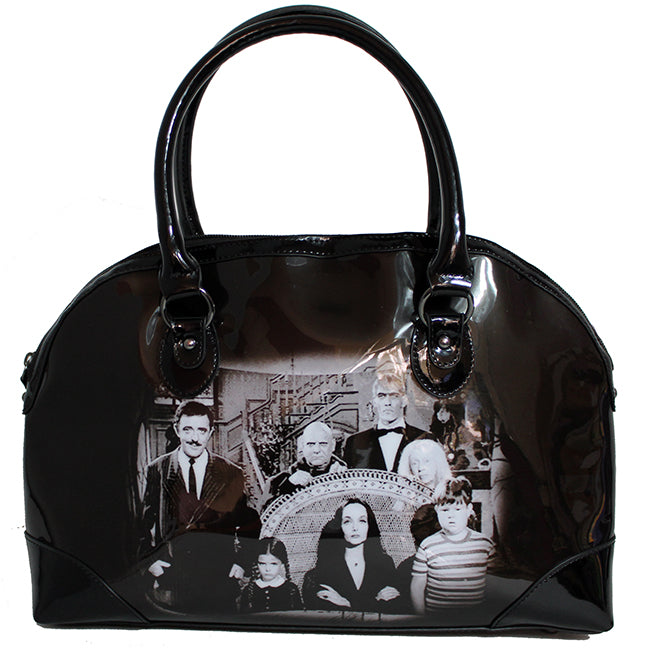 "Rock Rebel - ""Addams Family"" Handbag"