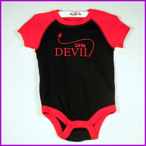 Babysitter's Nightmare - Little Devil Onesie