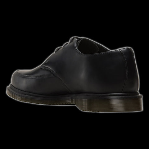 Dr Martens - 3 Eyelet Black Willis Creeper Shoe
