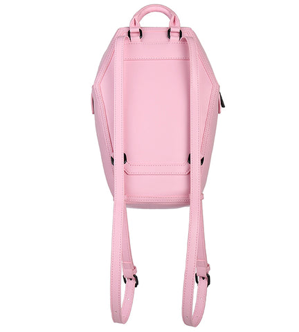 Blackcraft Cult - Coffin Backpack - Pink Never Trust