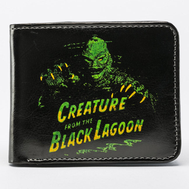 Rock Rebel - The Creature From the Black Lagoon Billfold Wallet