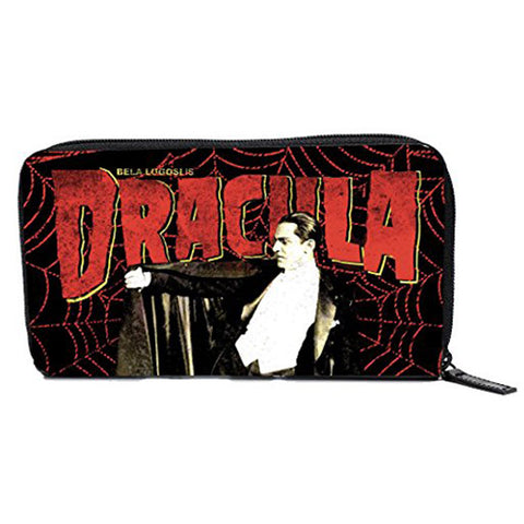 Rock Rebel - Dracula Women's Zip Around Wallet