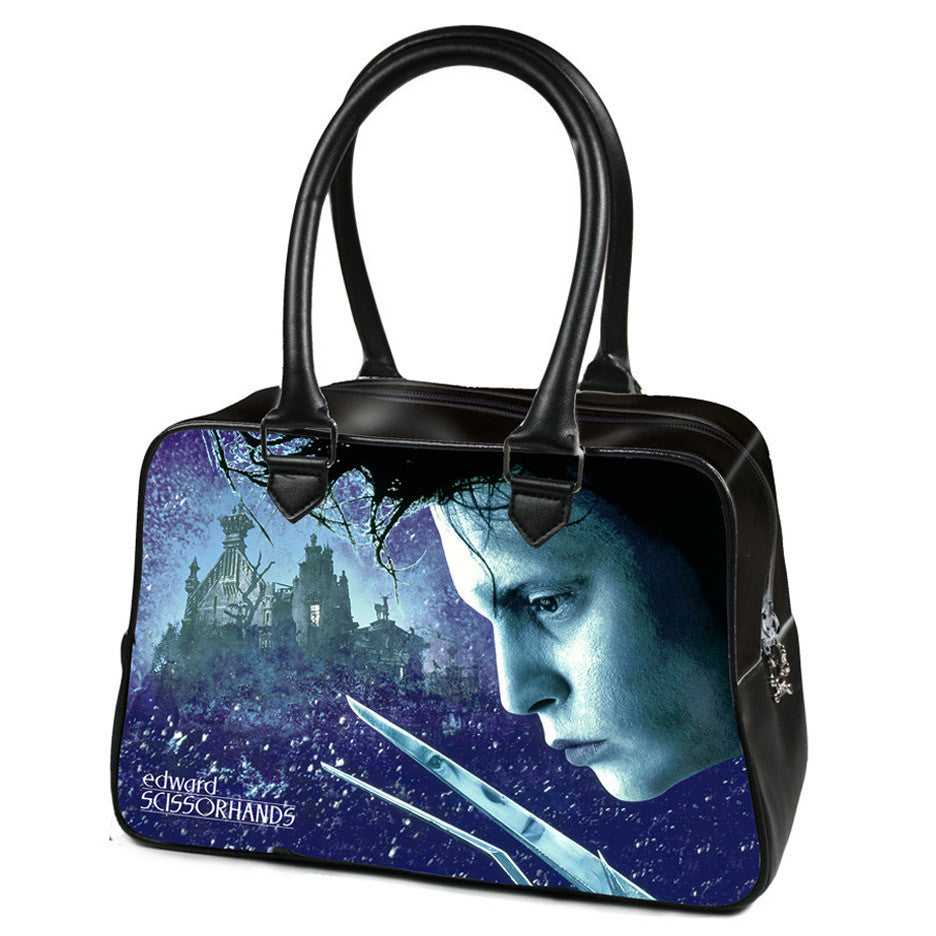 Rock Rebel - Edward Scissorhands Bowler Handbag