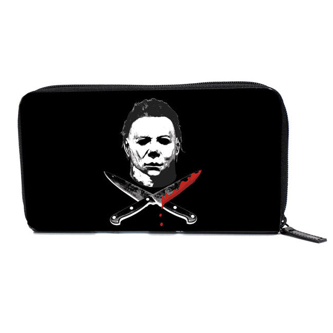 Rock Rebel - Michael Myers Women's Zip Around Wallet