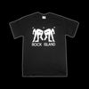 ROCK ISLAND T-SHIRT (BLACK)