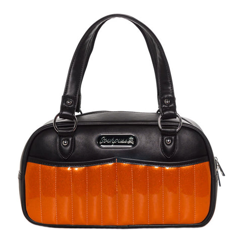 Sourpuss - Sabrina Purse (Orange)