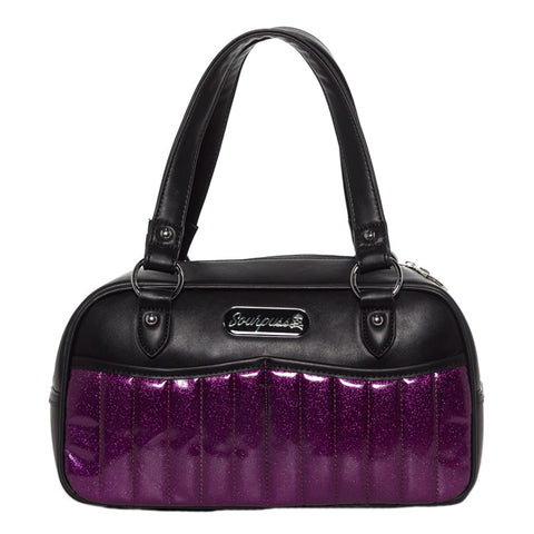 Sourpuss - Sabrina Purse (Purple)