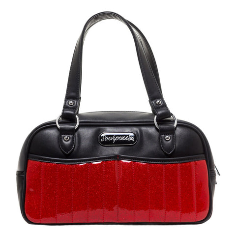 Sourpuss - Sabrina Purse (Red)