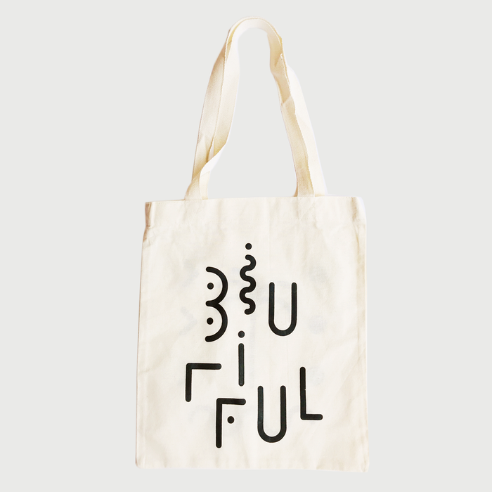 BIURIFUL TOTE BAG NEGRA