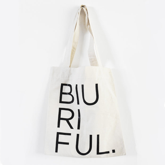 BIURIFUL TOTE BAG