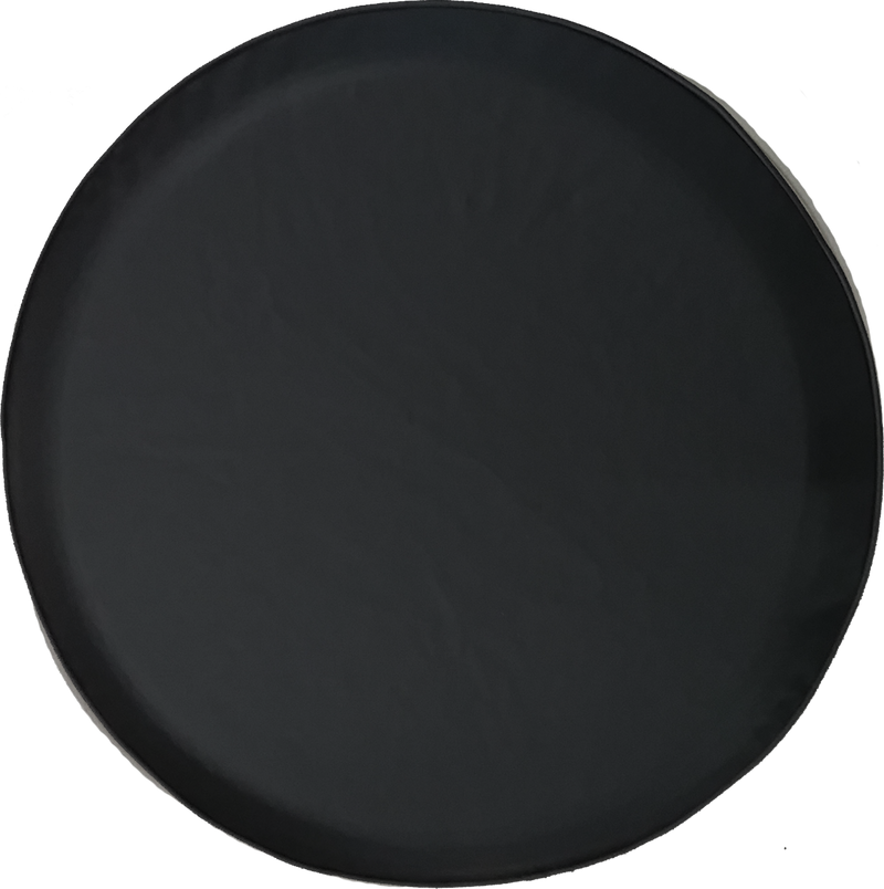 Blank Top Quality Black Dealer Spare Tire Cover