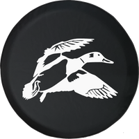 Duck Hunting Water Fowl Offroad Jeep RV Camper Spare Tire Cover LV154 - TireCoverPro
