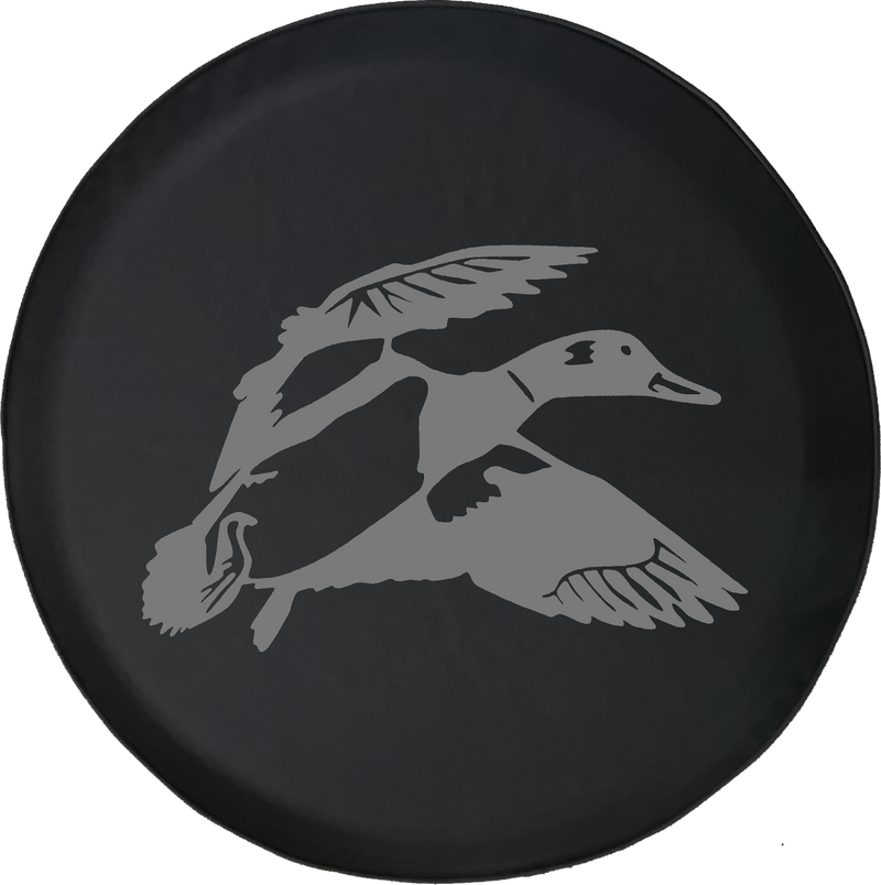 Duck Hunting Water Fowl Offroad Jeep RV Camper Spare Tire Cover LV154