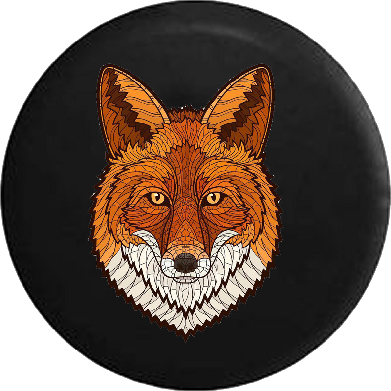 Orange Red Fox