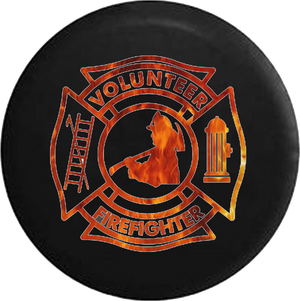 Volunteer Firefighter Smoke Department