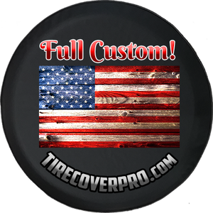 custom jeep tire cover