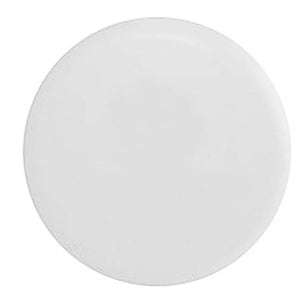 Blank Top Quality Dealer Spare Tire Cover - White