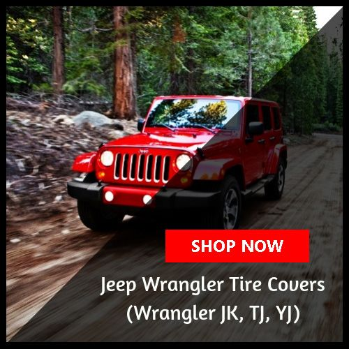 Jeep Wrangler Tire Covers