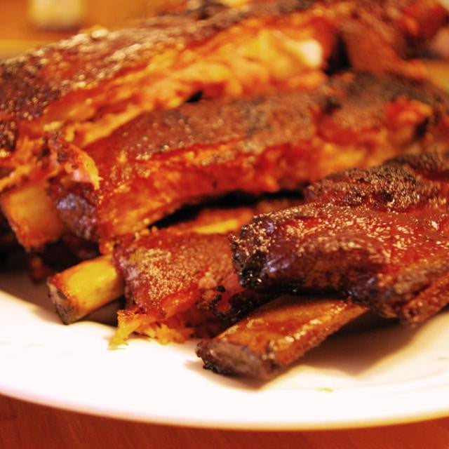 Barbecue Butter Rub and Marinade for ribs, pulled pork, brisket, chicken and seafood. - Butter and Spice LLC