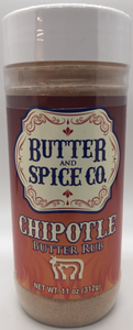 Chipotle Butter Rub