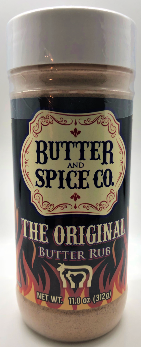 The Original Butter Rub