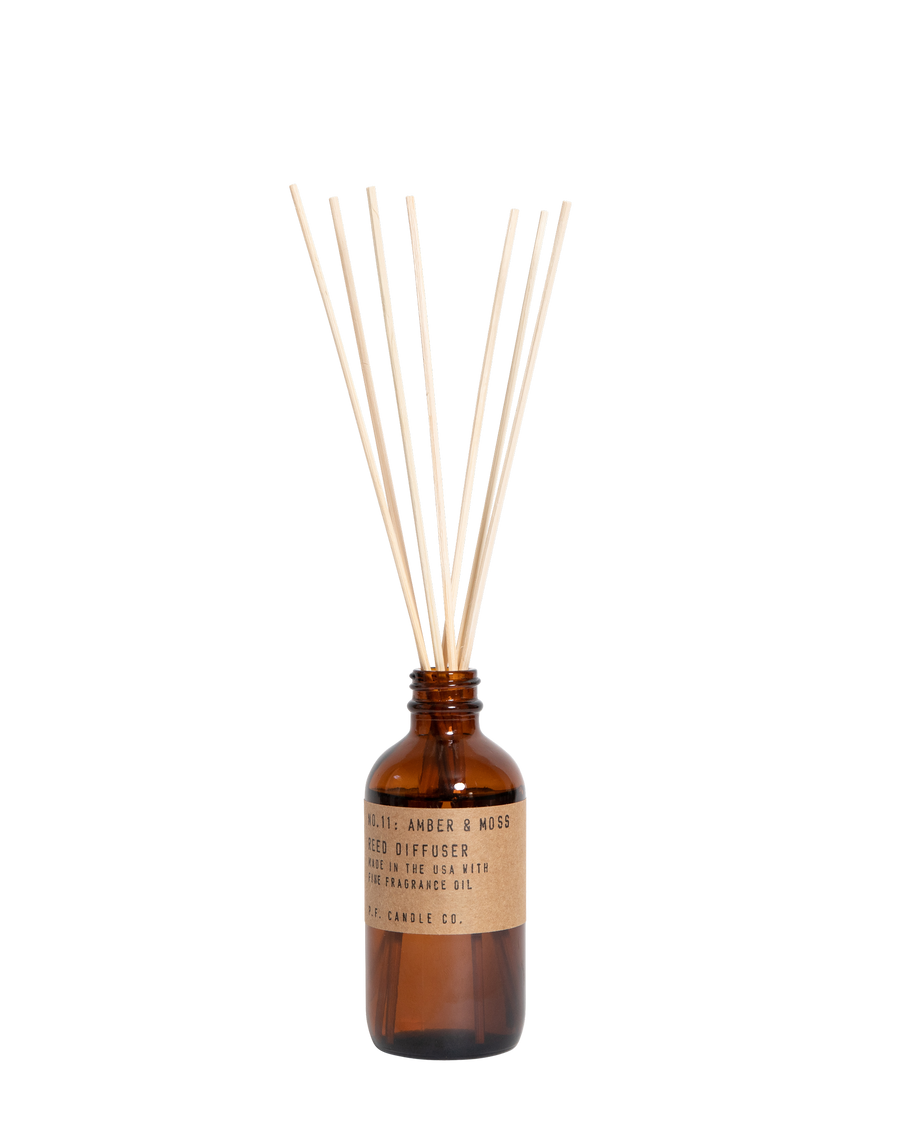 PF Candle Co Amber & Moss Diffuser