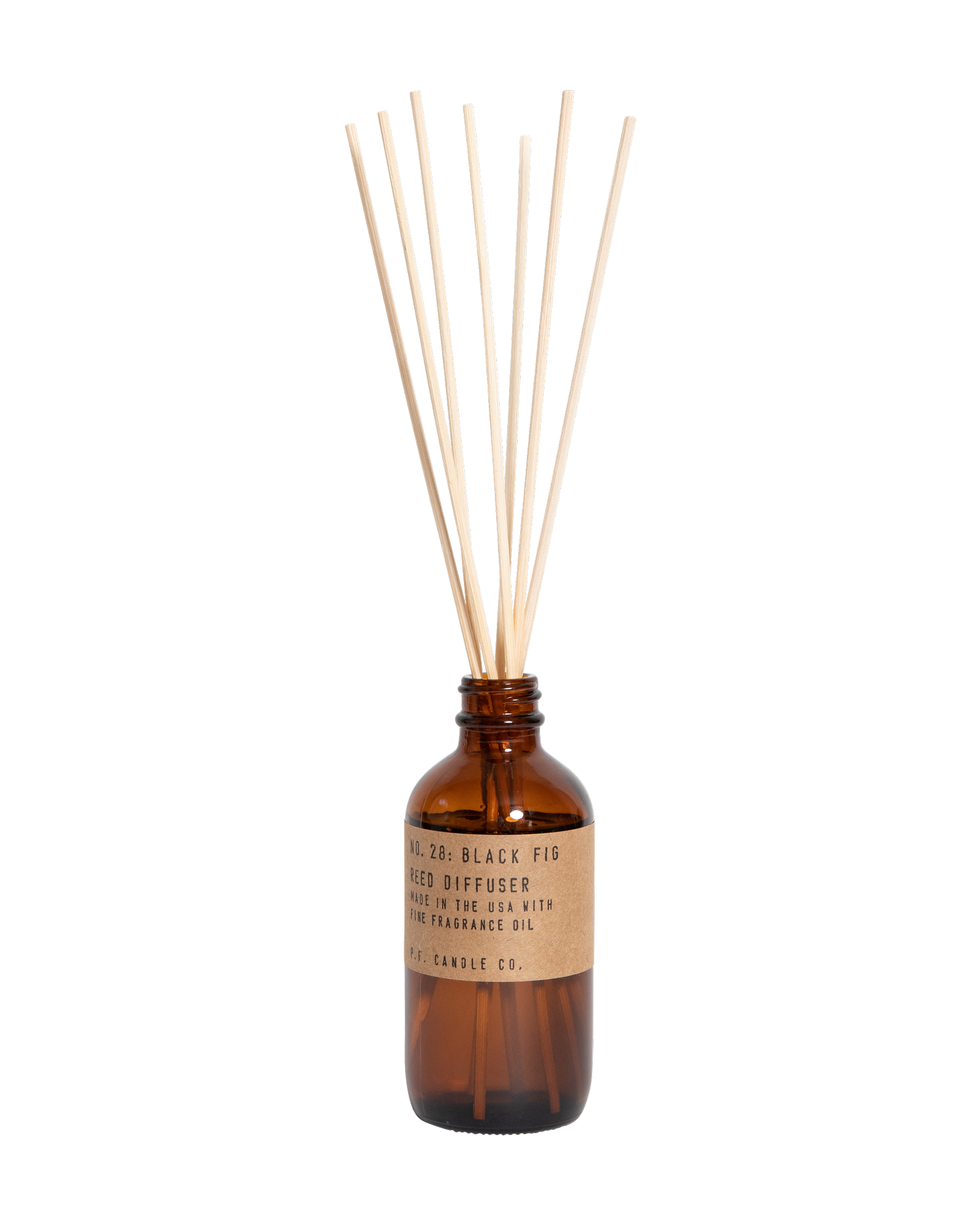 PF Candle Co Black Fig Reed Diffuser