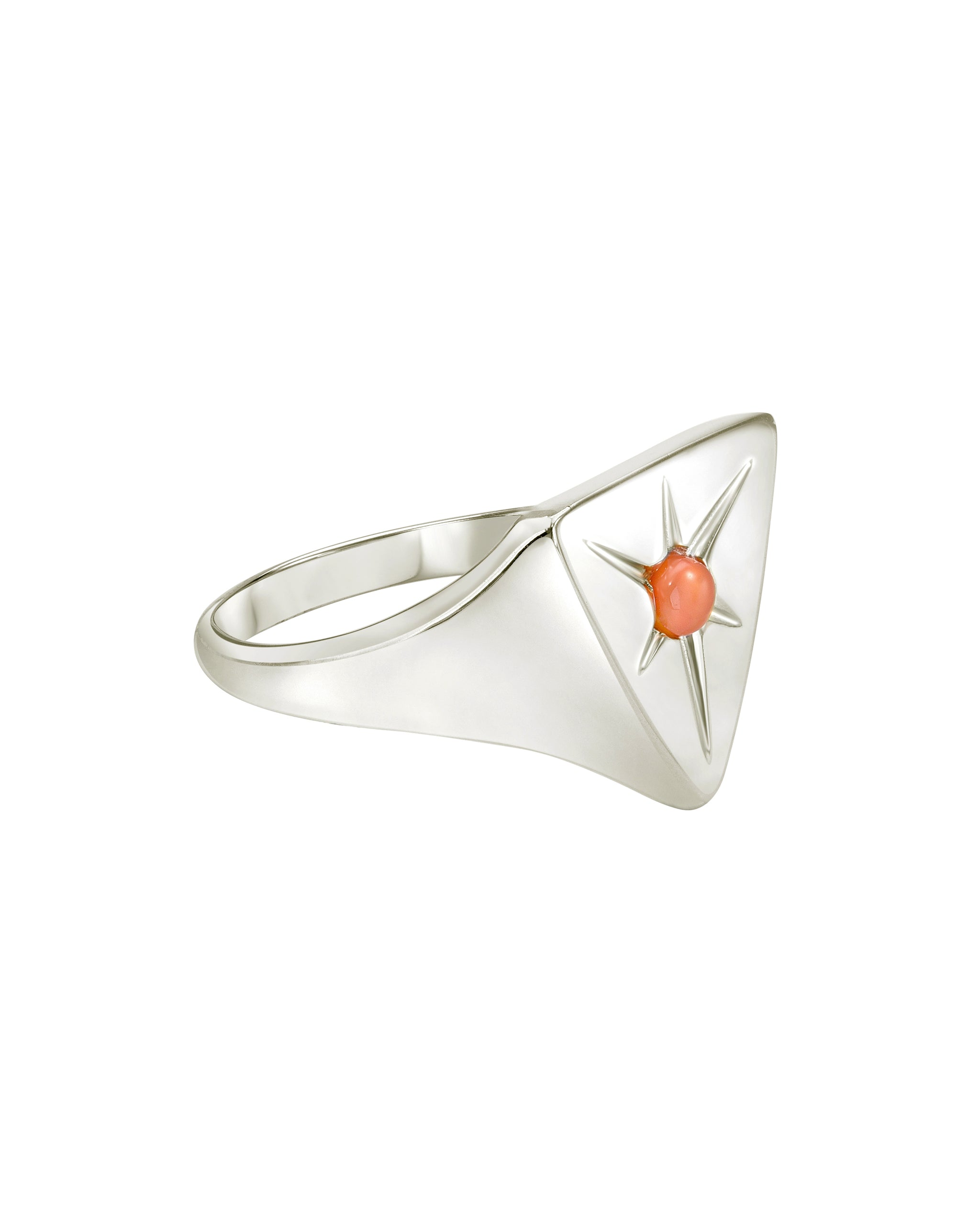 IN THE STARS RING CORAL