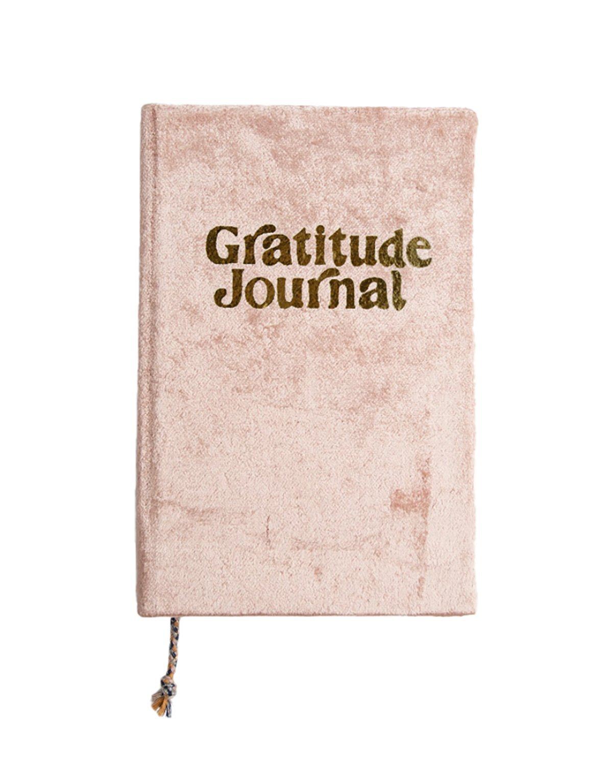 GRATITUDE JOURNAL - TURQUOISE + TOBACCO