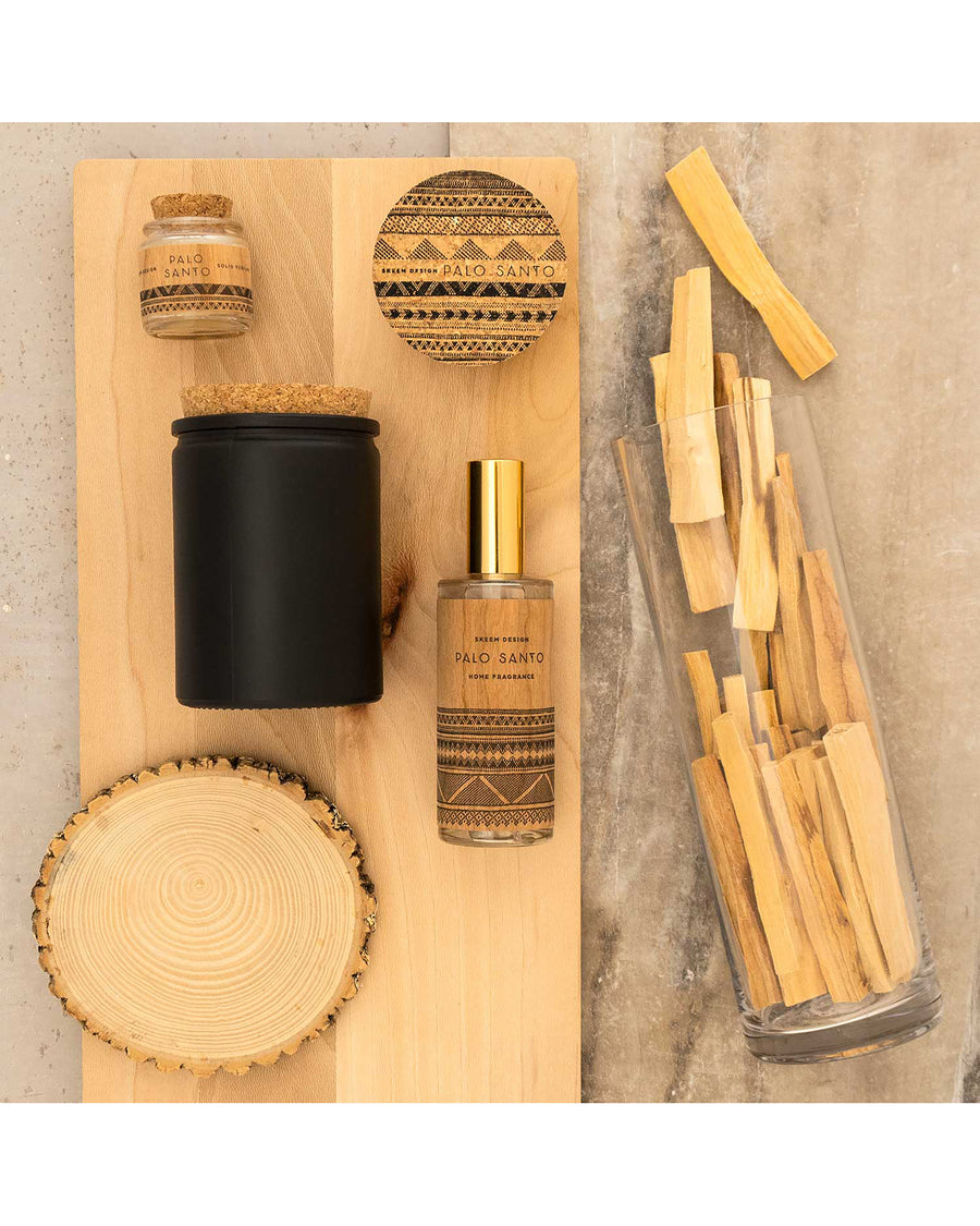 Palo Santo Essential Oil Soy Wax Candle