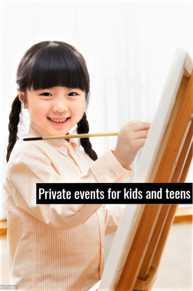 Private Events... Kids and Teens