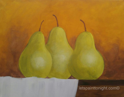 Spring Pears