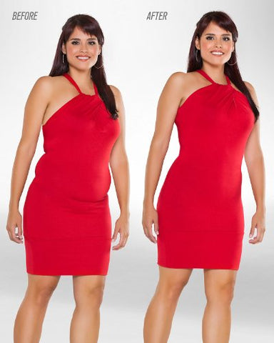 Shapewear Before & After pics