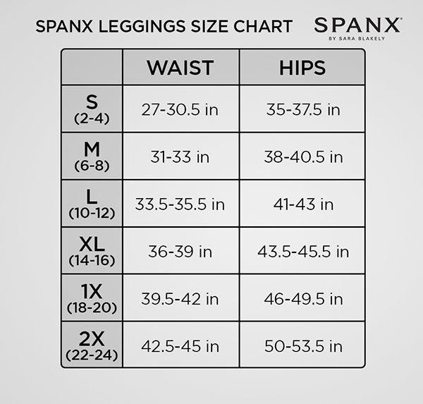 Spanx Active Compression Capri Leggings, Best Post Partum Pregnancy Waist Compression Leggings, BestShapewearCanada