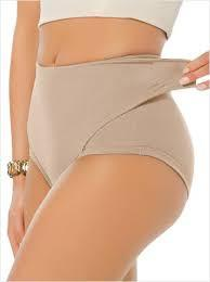 Leonisa Panty with Adjustable Belly Wrap 012400, Best Slimming High Waist Undies Panties Underwear, BestShapewearCanada