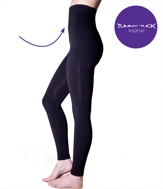 Seraphine Tummy Tuck Leggings Tamara, Best Post Partum Pregnancy Waist Compression Leggings, BestShapewearCanada