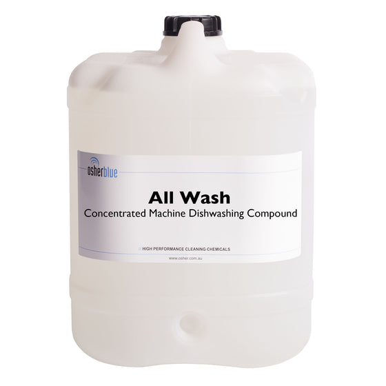 All Wash - Concentrated Machine Dishwashing Compound