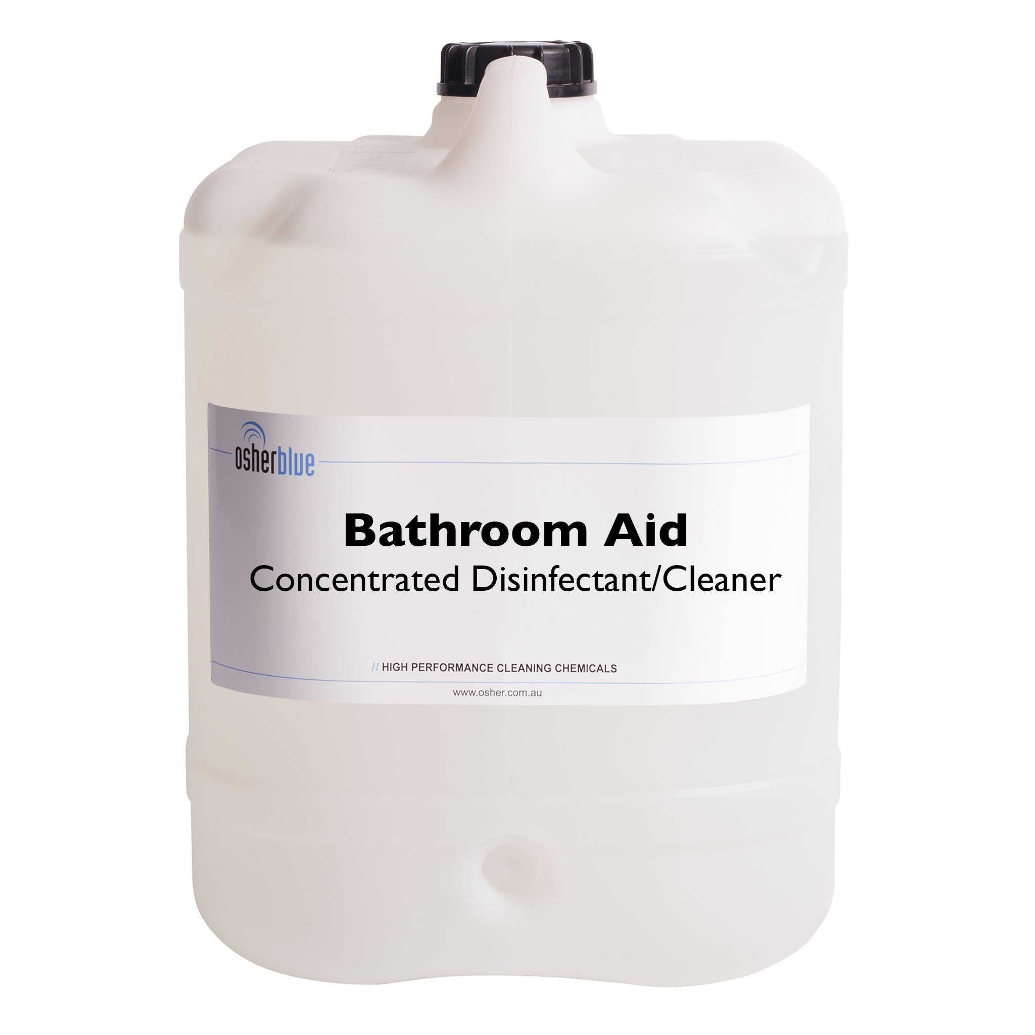 Bathroom Aid - Concentrated Disinfectant/Cleaner - Osher Blue